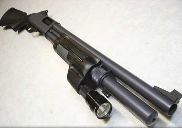 Tactical Home Defense Shotguns