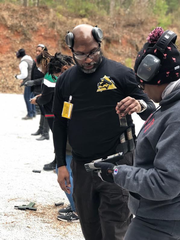 Handgun Safety Classes and Taser Sales | Superior Security